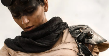Imperator Furiosa z Mad Max: Fury road