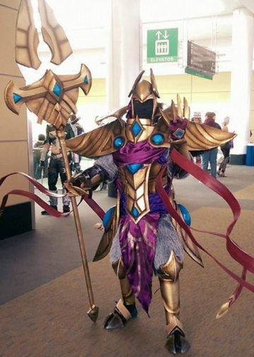 Azir z League of Legends