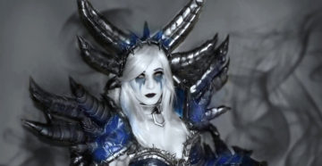Sindragosa z World of Warcraft