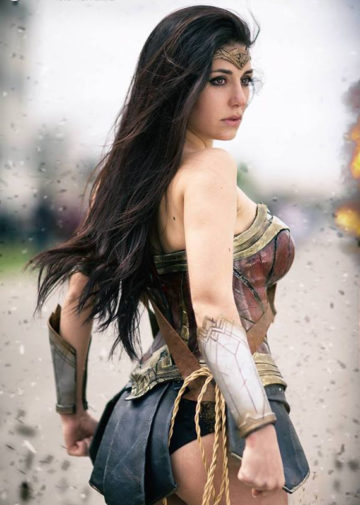Wonder Woman z uniwersum DC