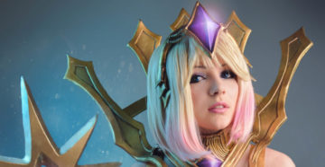 Elementalist Lux z League of Legends