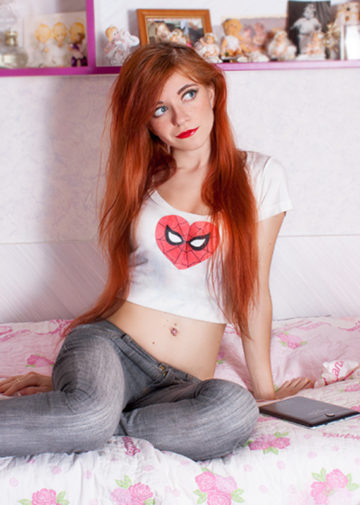 Mary Jane z Spider-Man