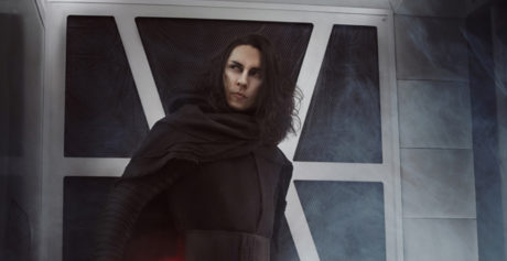 Kylo Ren z Star Wars: The Force Awakens