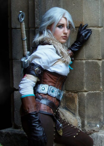 Ciri z The Witcher III: Wild Hunt