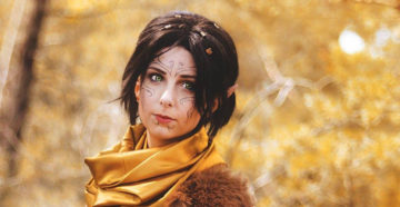 Merrill z Dragon Age