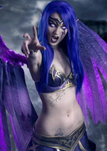 Morgana z League of Legends
