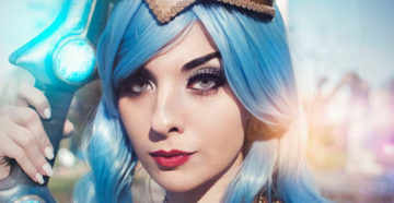 Queen Ashe z League of Legends
