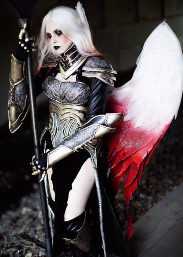 Archangel Avacyn z Magic: The Gathering