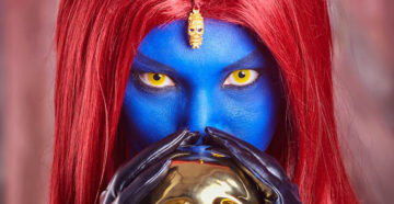 Mystique z X-men Legends