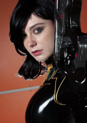 Miranda Lawson z Mass Effect