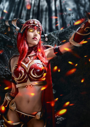 Alexstrasza the Life-Binder z World of Warcraft