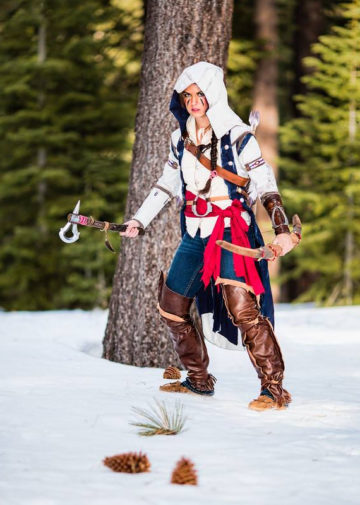 Ratonhnhaké:ton z Assassin's Creed III