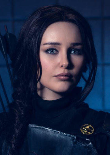 Katniss Everdeen z The Hunger Games