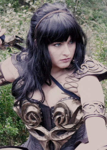 Xena z Xena: Warrior Princess