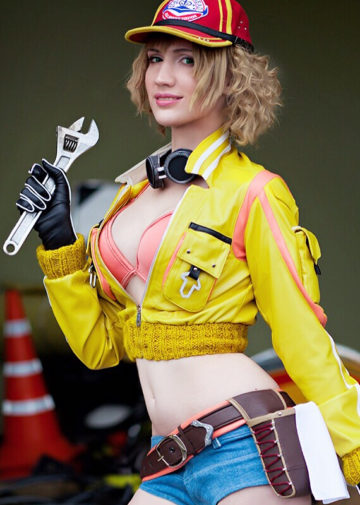 Cindy Aurum z Final Fantasy
