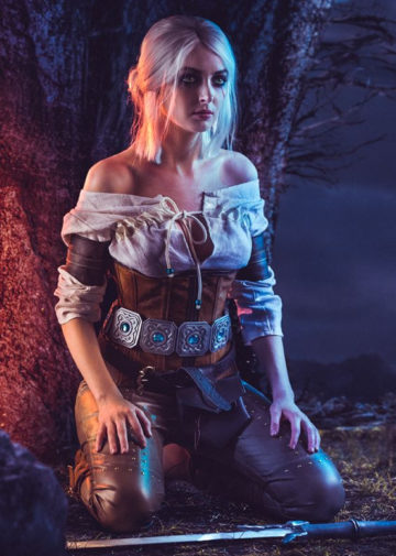 Cirilla Fiona Elen Riannon z The Witcher 3: Wild Hunt