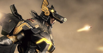 Anubis Pharah z Overwatch