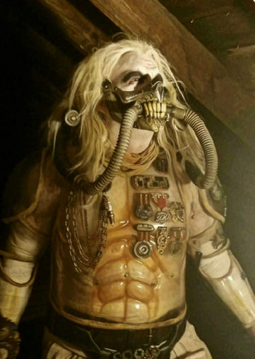 Immortan Joe z Mad Max: Fury Road