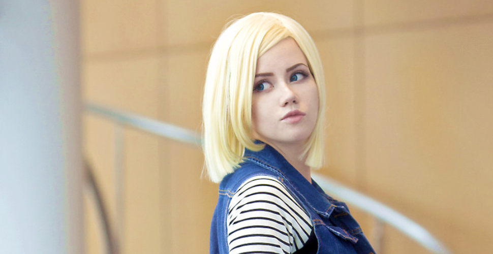 Android 18 z Dragon Ball