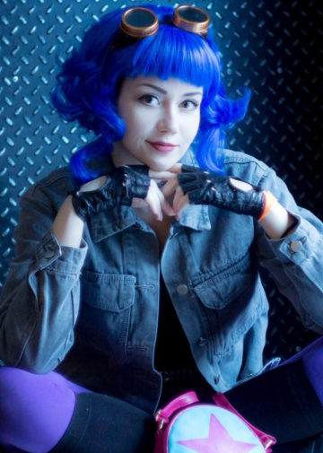 Ramona Flowers z Scott Pilgrim vs. the World