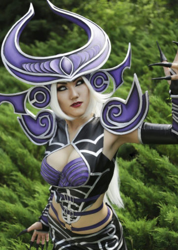 Syndra z League of Legends