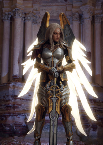 Uriel z Darksiders
