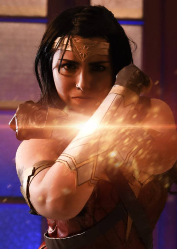 Wonder Woman z DC