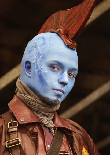 Yondu Udonta z Guardians of the Galaxy vol. 2