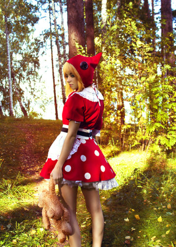 Red Riding Annie z League of Legends