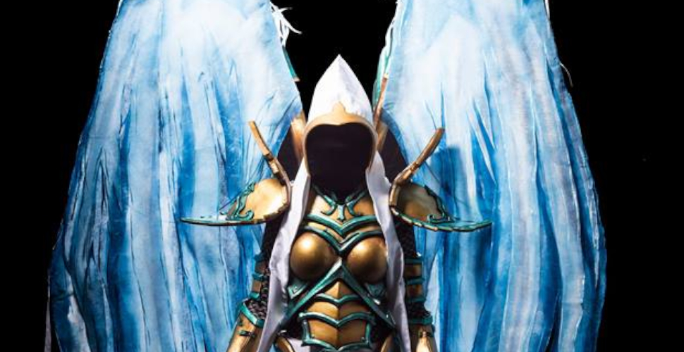 Auriel z Heroes of the Storm