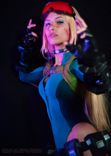 Cammy ze Street Fighter V