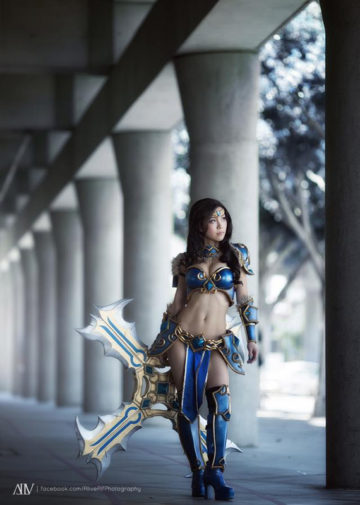 Sivir z League of Legends