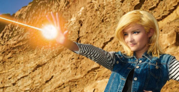 Android 18 z Dragon Ball Z