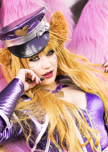 Popstar Ahri z League of Legends