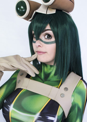 Froppy z My Hero Academia