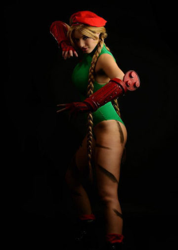Cammy White z Street Fighter