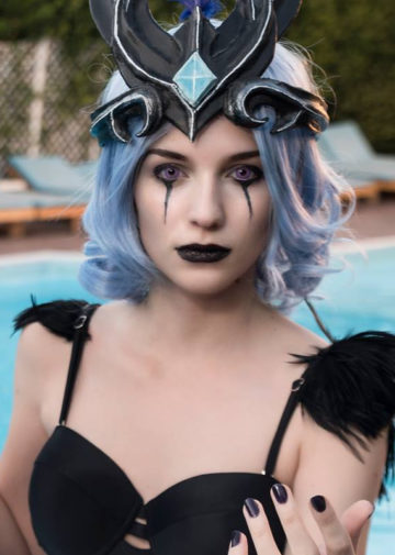 Ravenborn LeBlanc Pool z League of Legends