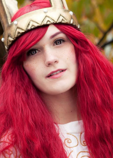 Aurora z Child of Light