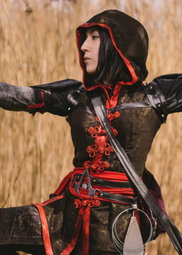 Shao Jun z Assassin's Creed Chronicles: China