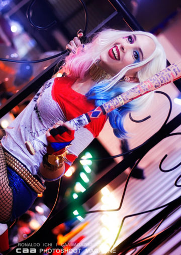 Harley Quinn z Suicide Squad, cz. 1