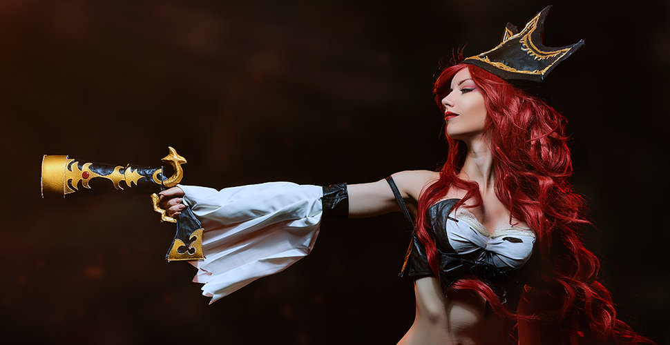 Miss Fortune z League of Legends