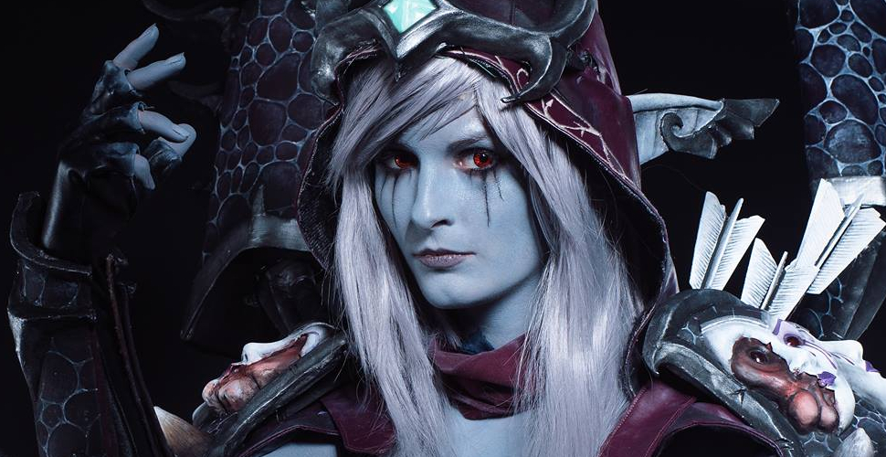 Master Sylvanas z Heroes of the Storm