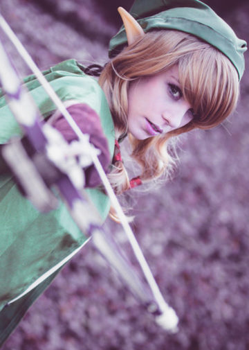 Linkle z Hyrule Warriors
