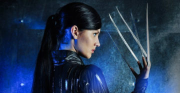 Lady Deathstrike z X-Men 2