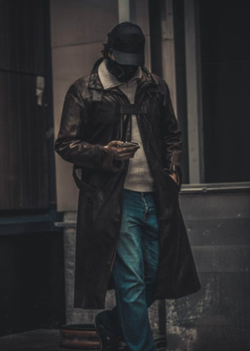 Aiden Pearce z Watch Dogs