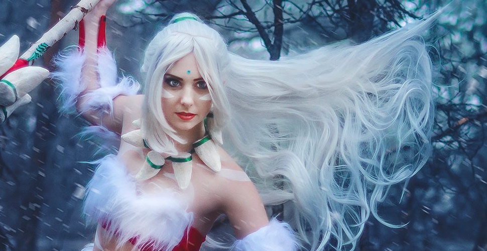 Snow Bunny Nidalee z League of Legends