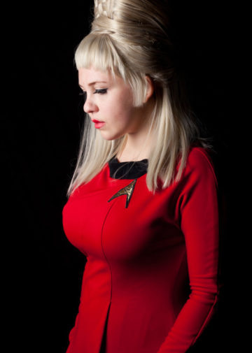 Janice Rand z Star Trek: The Original Series