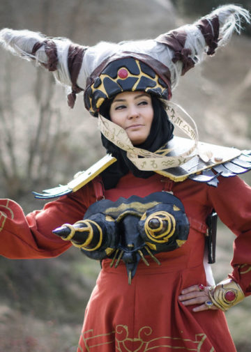 Rita Repulsa z Power Rangers