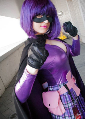 Hit-Girl z Kick-Ass