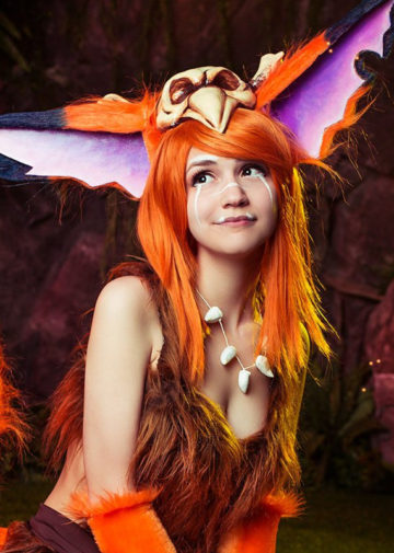 Gnar z League of Legends